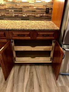 Pullouts - StyleCraft Cabinetry