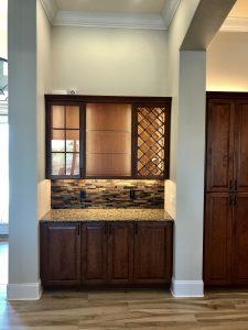 Wet Bar - StyleCraft Cabinetry