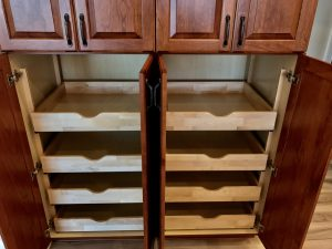 Pantry Pullouts - StyleCraft Cabinetry