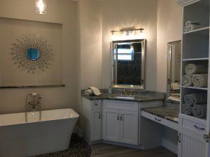 Master Bath Vanity - StyleCraft Cabinetry